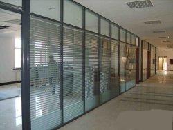 山东玻璃隔断厂家选择钢化玻璃的要求