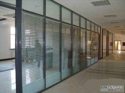 不同材质的济南玻璃隔断存在的区别